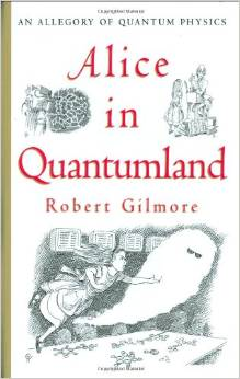 A book about quantum physics for kids! Featuring a girl! How could AR pass this up?